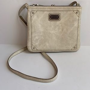 Nine West snake crossbody bag